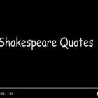 Shakespere quotes - YouTube